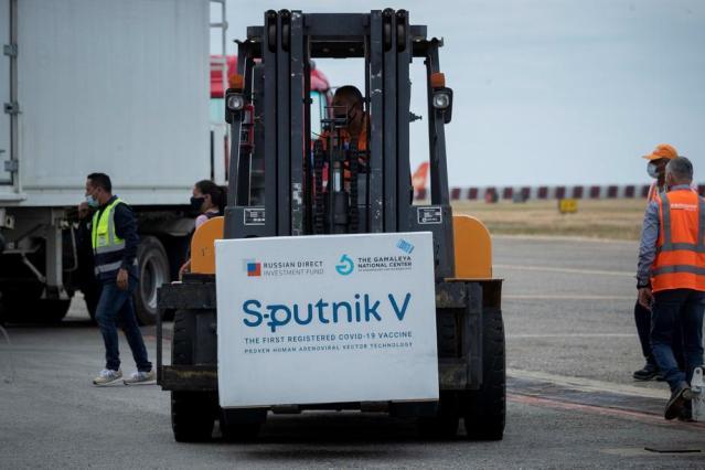 Russia's Sputnik V vaccine developers question neutrality of EU regulator, want apology
