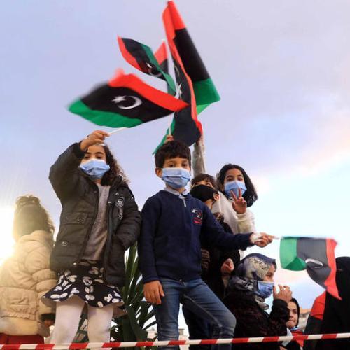 Libyan peace plan gains momentum