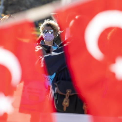 Turkey withdraws from Istanbul Convention on women's rights