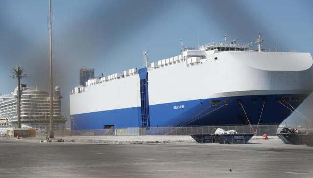Netanyahu says Iran 'clearly' behind blast on Israeli-owned ship