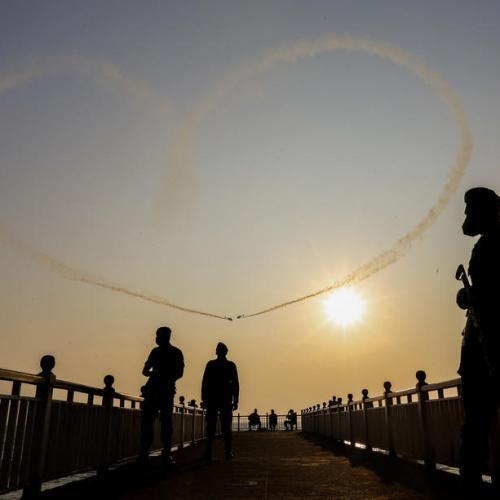 Photo Story: Sri Lanka – India Air Show rehearsals