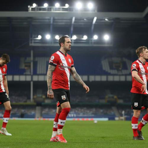 Leicester held by 10-man Southampton