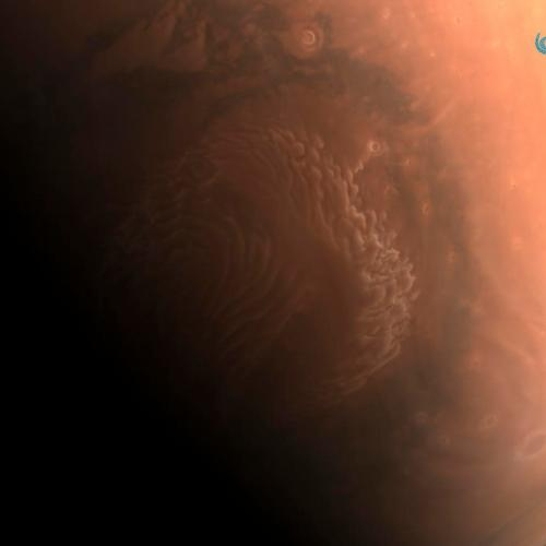 Photo story: China issues images of Mars surface