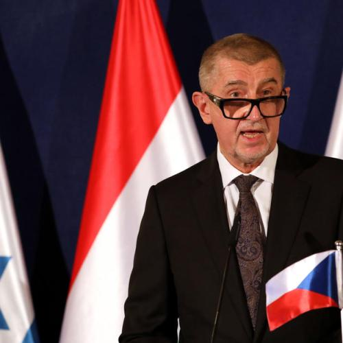 Palestinians, Arab League, condemn Czech Jerusalem office