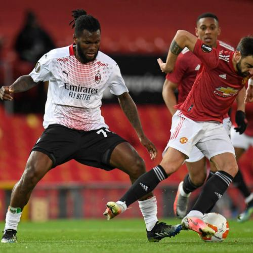 In Pictures – Manchester United 1 AC Milan 1
