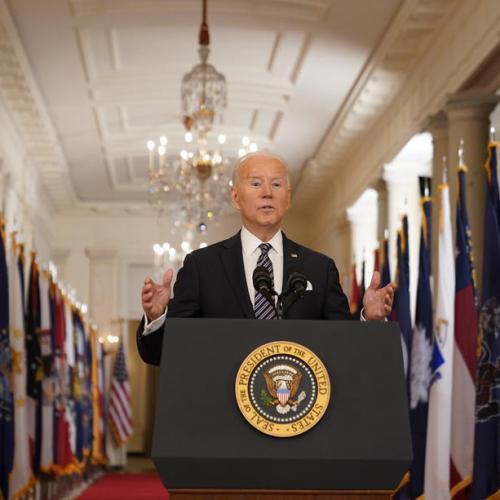 Biden tells U.S. states to speed up vaccinations