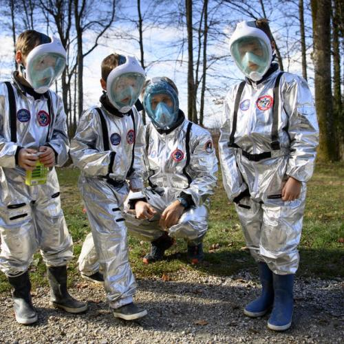 Photo Story – Mars 2021 school activity in Switzerland