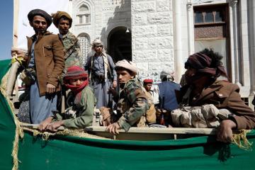 Photo Story – Houthis funerals amid Saudi Arabia's Yemen peace initiative