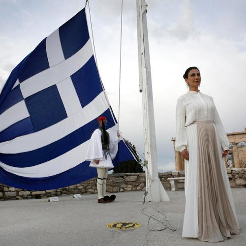 Photo Story – Celebrations for the 200th anniversary of the Greek Revolution