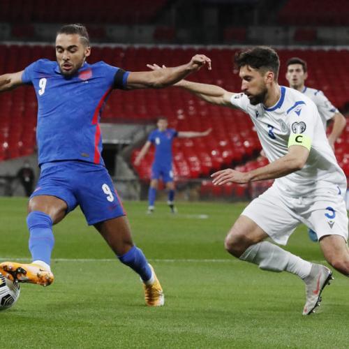 England trash San Marino in World Cup qualifiers