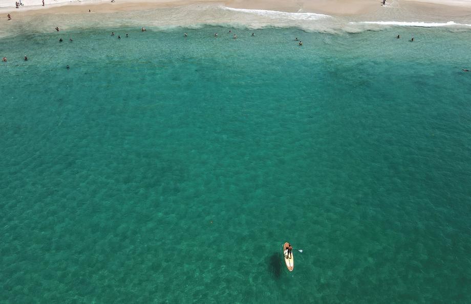 EPA's Eye in the Sky: Copacabana beach, Brazil