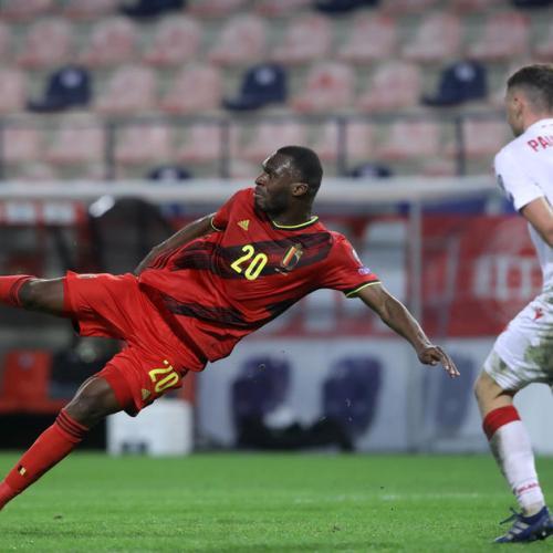 Belgium hit eight, seven for Dutch, Portugal survive scare