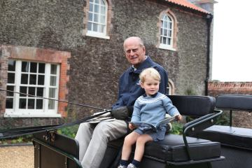 """""""I will miss my Grandpa, but I know he would want us to get on with the job."""" – Prince William"""