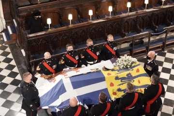 UPDATED – Funeral of Prince Philip, Duke of Edinburgh