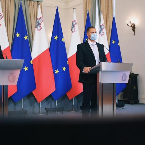 UPDATE: Further easing of Covid-19 restrictions in Malta announced  / News Briefing – Sunday 25 April 2021