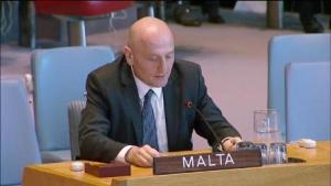 Malta's deputy permanent representative to UN elected to serve as vice-chair of UN's Committee for Programme and Coordination (CPC)