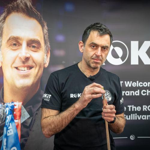 World Snooker champion O'Sullivan wins
