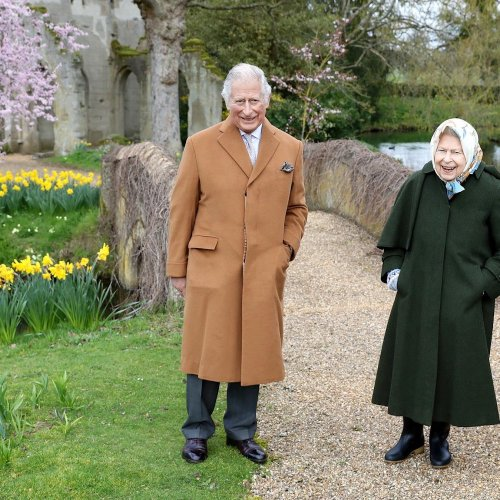 Buckingham Palace release photos marking beginning of Royal traditional Easter celebrations