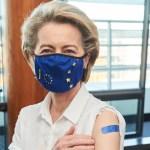 EU's von der Leyen gets Pfizer/BioNTech Covid-19 vaccine