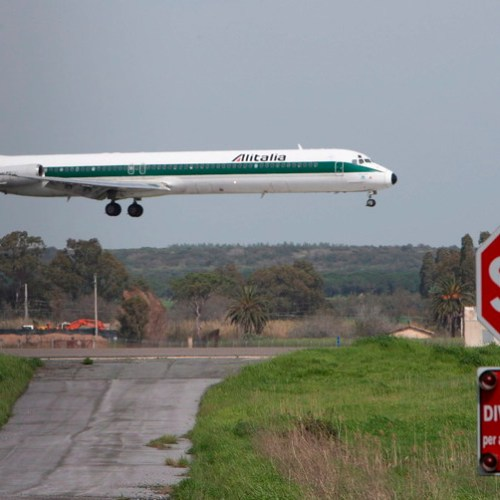 UPDATED: Italy considering alternative options for Alitalia if talks with EU fail