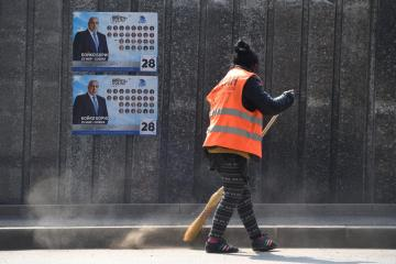 Bulgaria's ruling GERB extends lead ahead of Sunday's vote, COVID could hit turnout