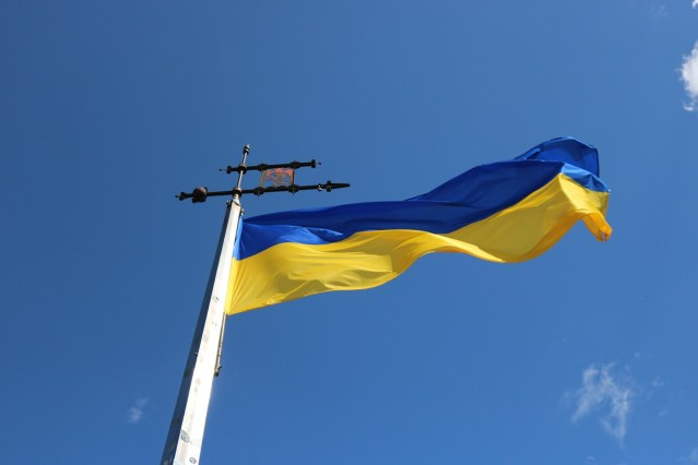 Ukraine says NATO path is only way to end war in eastern region