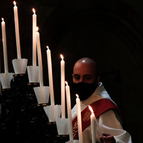 Photo Story: Easter preparations in Jerusalem