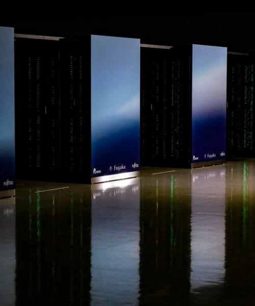 Vega: The first world-class supercomputer in the EU
