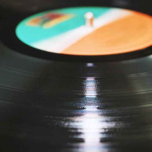 Vinyl records sales overtake CDs after 30 years
