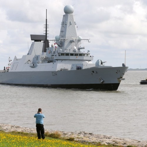 UK warships to sail for Black Sea as Ukraine-Russia tensions rise