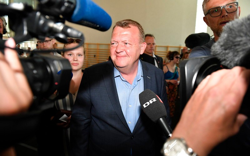 Former Danish prime minister Rasmussen to form new party