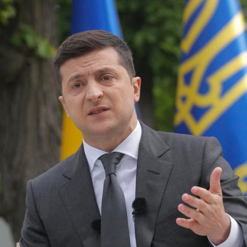 UPDATED: Ukraine calls for NATO membership, Russia to keep troops near Ukraine border