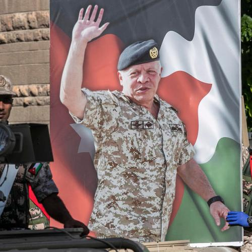 Jordan arrests former top palace aide and a member of royal family in security clampdown