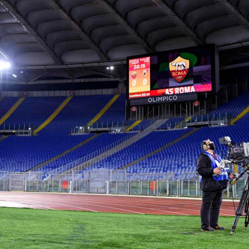 Infront wins most of Serie A's international broadcast rights