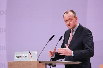 Failed candidate Friedrich Merz calls for decision in battle over Merkel's successor