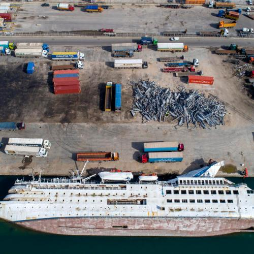 Germany to propose Beirut port reconstruction with 'strings attached' – sources