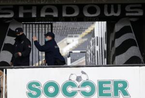 Games in Serbia under match-fixing scrutiny, says FA