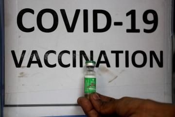 Ex-leaders, Nobel winners urge U.S. to back COVID vaccine waiver
