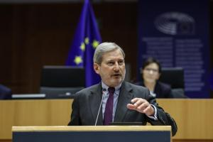 European Union unveils recovery fund financing plan