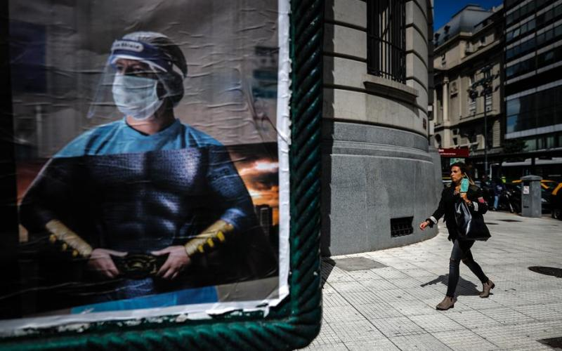 Argentina pushes back mid-term elections as COVID-19 rages