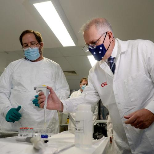 Australia looks to speed up COVID-19 vaccine rollout to over-50s