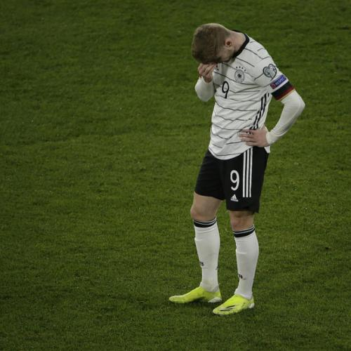 Germany stunned by North Macedonia in rare World Cup qualifier home defeat