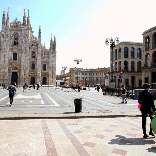 Italy starts spending Easter in lockdown