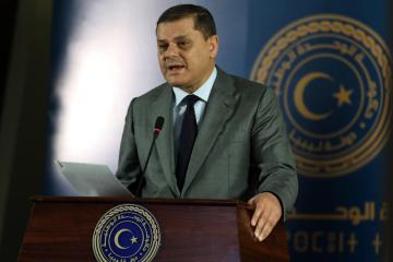Libya's new PM to visit Turkey, hold talks with Erdogan on Monday