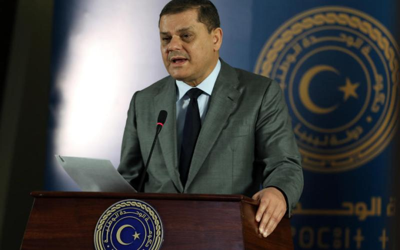 Libyan interim PM says to visit Tunisia on Thursday amid tension