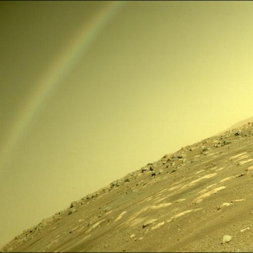 Photo Story: NASA Perseverance Rover images from Mars surface