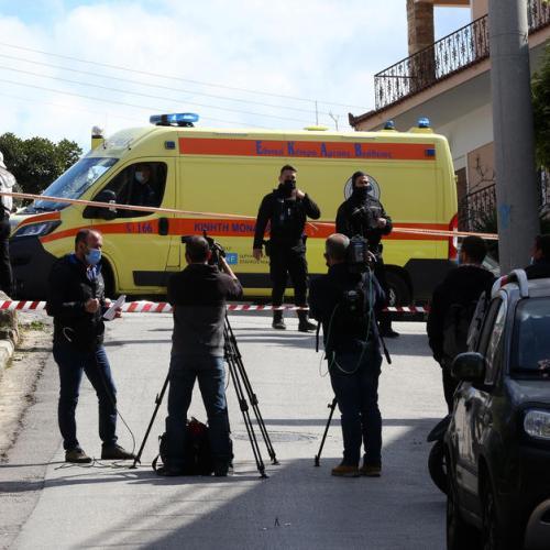 Greek crime journalist shot dead by motorcycle gunmen: police