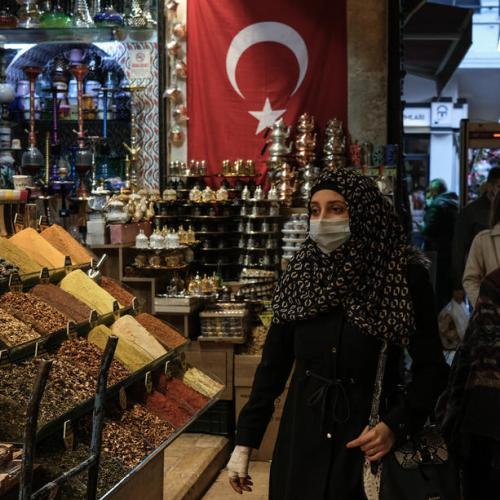 Turkey's coronavirus infections soar