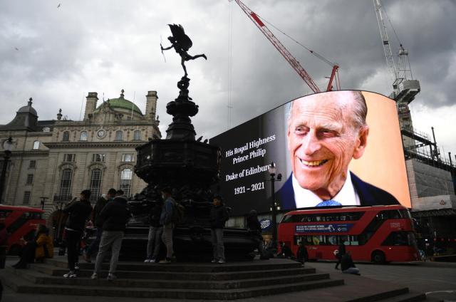 Britain mourns Prince Philip, will not have  state funeral or lie in state