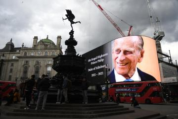 Details of funeral service planned for Britain's Prince Philip